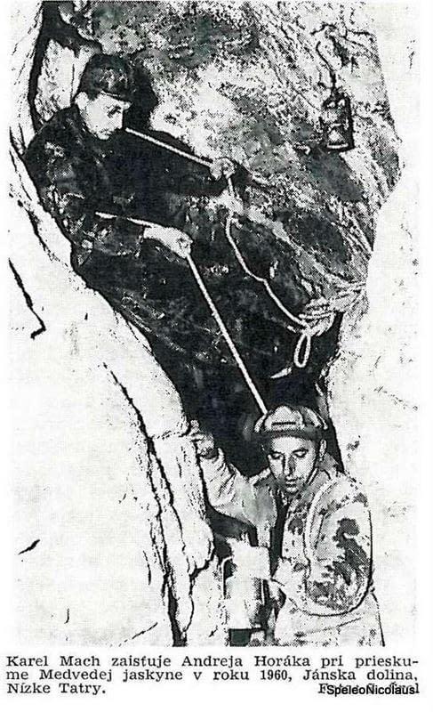 Medvedia jaskyňa v Jánskej doline
