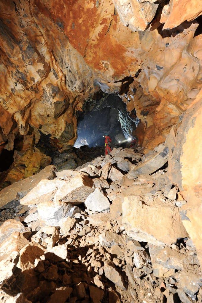 Výprava slovenských jaskyniarov Sibír 2014