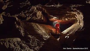 Pár fotiek z Novej Stanišovskej jaskyne