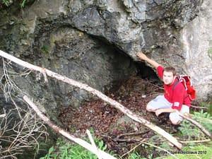 Prieskum krasového územia Konský grúň v Jánskej doline