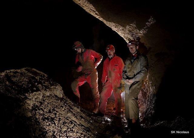 Objavy v Novej Stanišovskej jaskyni
