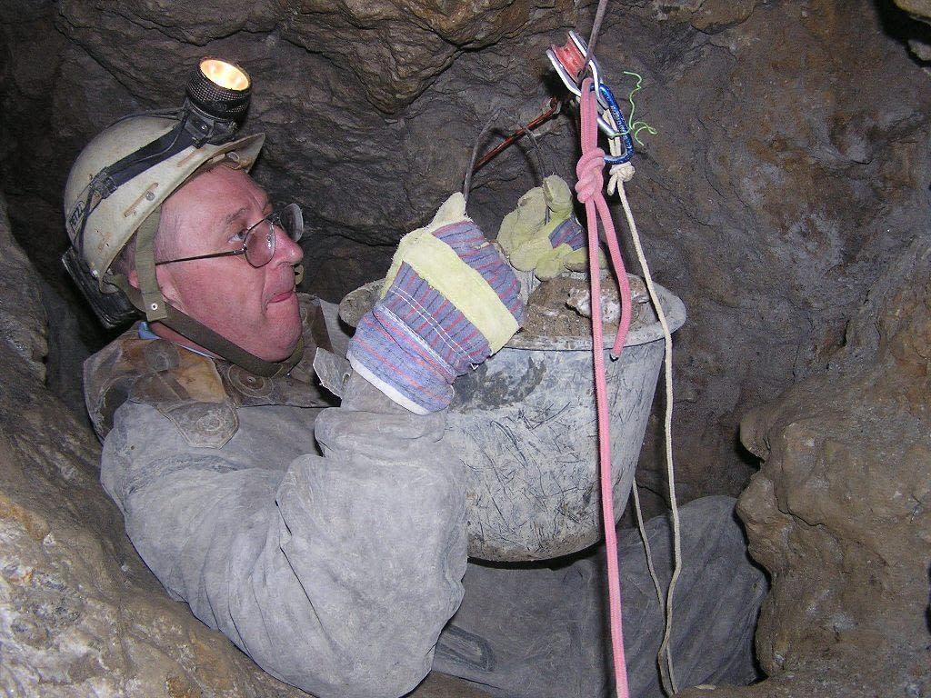 Jubileum rusko-slovenského jaskyniara