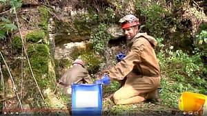 Reportáž – Objav jaskyne pri Nižnom Chmelianci