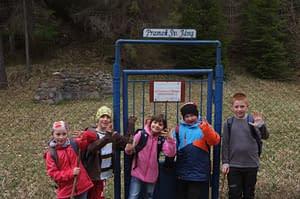 Výlet do Svätojánskej doliny s deťmi