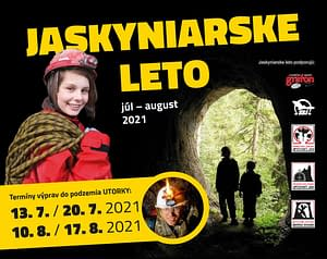 Read more about the article Jaskyniarske leto 2021